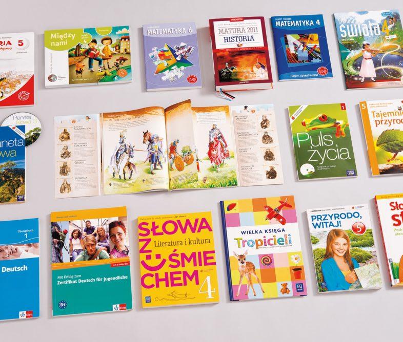 Druk - podręczniki szkolne